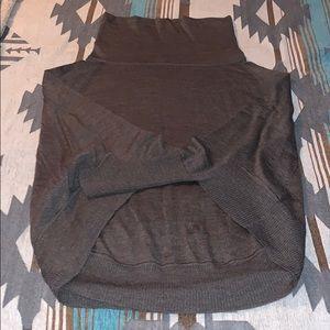 Smart Wool Slouchy Sweater